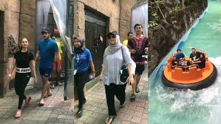 Download Datuk Siti Nurhaliza & Izara Aishah bercuti dengan family ke Sunway Lagoon Video