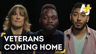 Download Veterans Come Home To Civilian Life Video