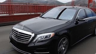 Download CNET On Cars - 2014 Mercedes S550 Video