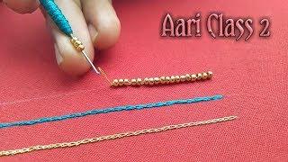 Download Aari Class 2 / Aari Tutorial 2 (in 2019) RS AARI WORLD Video