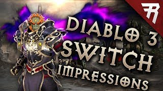 Download Diablo 3 Eternal Collection Nintendo Switch Impressions & Gameplay Video