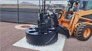 Download World Amazing Modern Technology Road Construction Machines Equipment Video