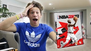 Download PLAYING NBA 2K18 EARLY!! Video