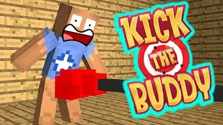 Download Monster School : KICK THE BUDDY - Minecraft Animation Video