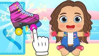 Download BEBE LILY Se transforma en Soy Luna de Disney Channel   Dibujos animados educativos Video