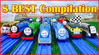 Download THOMAS AND FRIENDS THE GREAT RACE TRACKMASTER COMPILATION   THOMAS & FRIENDS TOY TRAINS Video