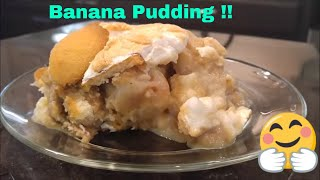 Download Worlds Best Southern Style Banana Pudding, Holiday Good! Video