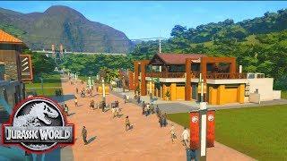 Download ISLA TACANO! - Jurassic World Evolution #7 Video