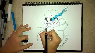 Download How to draw Sans Video