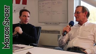 Download Williams Heritage podcast, in association with Mercedes-Benz Video