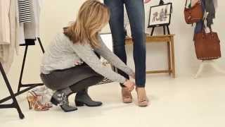 Download 5 ways to wear jeans for different figures Video