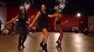 Download Master Class With Yanis Marshall, Aisha Francis, and Danielle Polanco Video