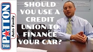 Download Ask the Dealer: Should you use a credit union when buying and financing a car? #abetterplacetobuy Video