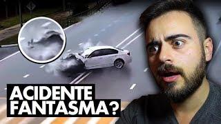 Download ACIDENTE FANTASMA: CARROS BATERAM EM ALGO SOBRENATURAL? Video