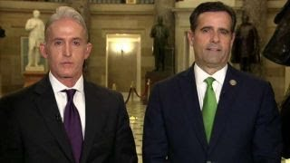 Download Reps. Gowdy, Ratcliffe on FBI losing key anti-Trump texts Video