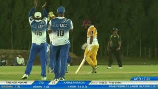 Download Krishna Satpute | Batting | Arab Premier League 2017, UAE Video
