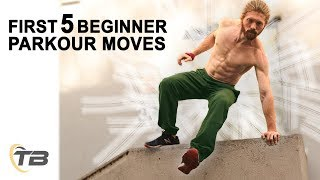 Download First 5 Beginner Parkour Moves - How To Get Started In Parkour - Ask The Tapps Video