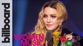 Download Madonna Woman of The Year Full Speech | Billboard Women in Music 2016 Video
