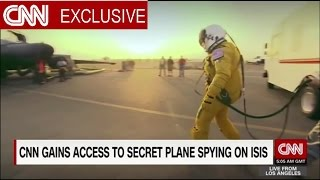 Download CNN exclusive Fighting ISIS in a Space Suit - U2 Spy planes gather intel on ISIS @ 70000ft Video