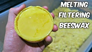 Download Melting and Filtering Beeswax Video