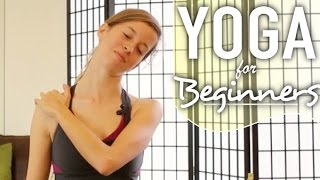 Download Yoga For Neck Pain, Neck Tension, Headaches & Shoulder Pain Relief Video