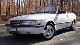 Download My SAAB Story - Saab 900 SE Convertible In Depth Review & Road Test (1 Million Subscriber Special!) Video
