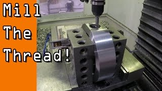 Download Threadmilling on a Tormach with Fusion 360! WW109 Video