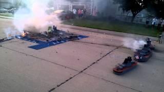 Download July 4th Fireworks Battle 2015 Video