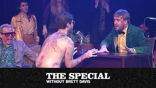 Download They all get a flesh-eating virus | The Special Without Brett Davis Video