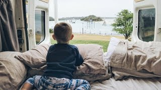 Download VAN LIFE: What We Do on Rain Days In our Tiny House Video