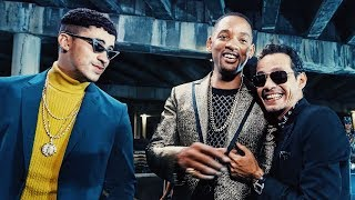 Download Making of Marc Anthony, Bad Bunny & Will Smith's Esta Rico Video Video