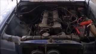 Download 1974 Mercedes W114 280 M110 Engine Start Video