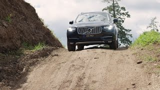 Download Volvo XC90 Inscription Offroad Feature Review Video