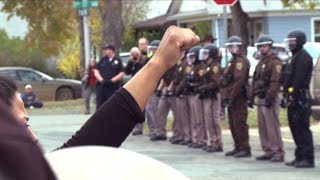 Download Why Is North Dakota Strip Searching Dakota Access Pipeline Protesters Charged With Misdemeanors? Video