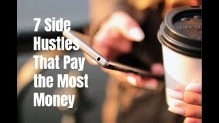 Download 7 Side Hustles That Pay the Most Money Video