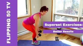 Download How to Superset Exercises for Better Results at Every Age Video
