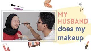 Download Paul's mental breakdown: MY HUSBAND DOES MY MAKEUP Video