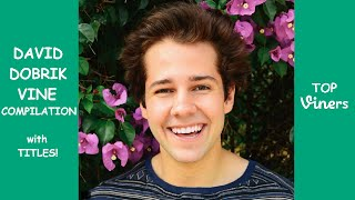 Download Ultimate David Dobrik Vine Compilation with Titles! - All David Dobrik Vines 2015 | Top Viners ✔ Video