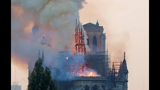 Download Notre Dame: ″The entire fire is out,″ says Paris Fire Brigade Video