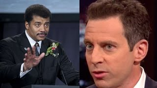 Download Sam Harris and Neil deGrasse Tyson talk about Artificial Intelligence and it's dangers Video