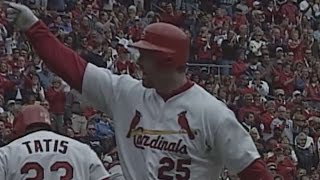 Download CHC@STL: McGwire hits solo shot to center for No. 65 Video