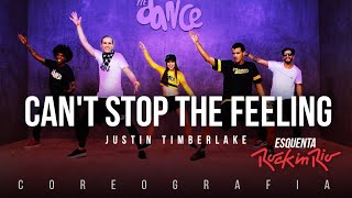 Download Can't Stop The Feeling - Justin Timberlake | FitDance TV | Esquenta Rock in Rio 2017 | Dance Video Video