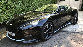 Download Looking To Buy A Convertible | Aston Martin Vanquish S Volante Video