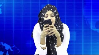 Download Ila Qosol: Weriye Sagal Mustafe oo Diiday inay warka aqriso. Video