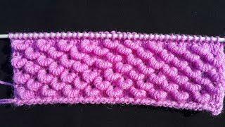 Download 104- Ring Stitch Knitting Pattern Video