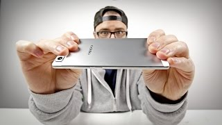 Download World's Thinnest Phone! (Oppo R5 Unboxing) Video