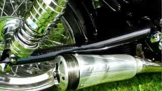 Download VS 1400 Intruder Custombike little soundfile Video