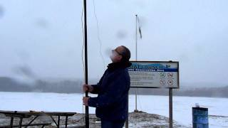 Download HF Portable Deployment - Par EF-20 Antenna with Jackite Fiberglass Pole Video