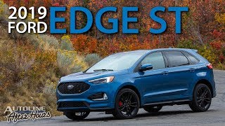 Download Pushing Performance to the Edge with the 2019 Ford Edge ST - Autoline After Hours 438 Video