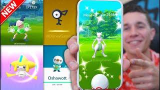Download * SHINY MEWTWO * FINALLY in Pokémon GO + GENERATION 5 & MORE! (Ultra Bonus Unlock) Video